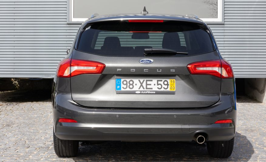 Ford Focus Station 1.5 TDci 120 cv Business 2019