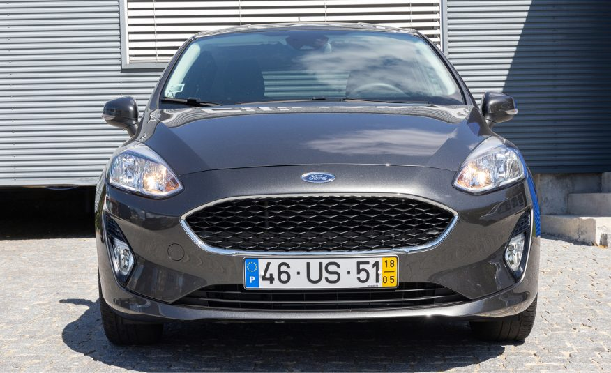 Ford Fiesta 1.1 Ti- VCT 85 CV Business 2018