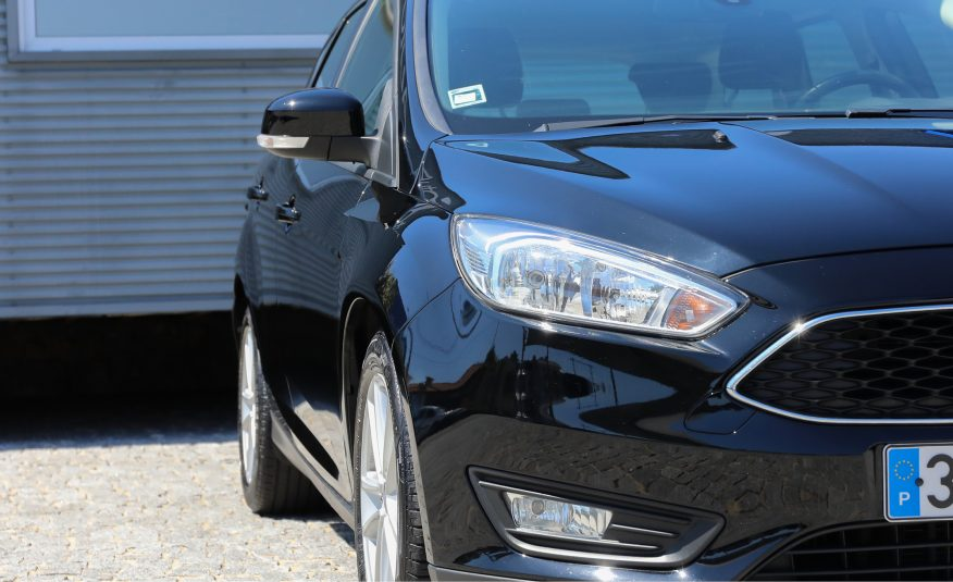 Ford Focus Station 1.5 TDci 120cv Trend+ 2016