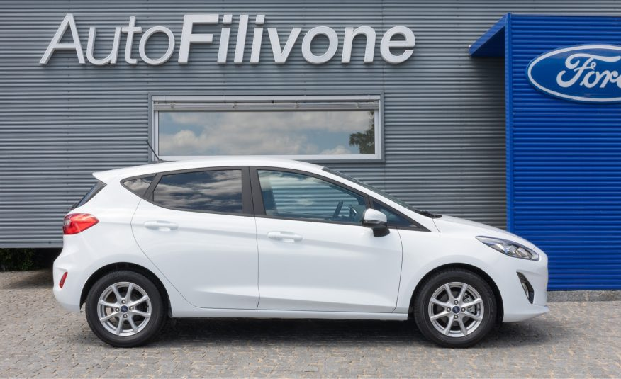 Ford Fiesta 1.1 Ti- VCT 85 CV Business 2019